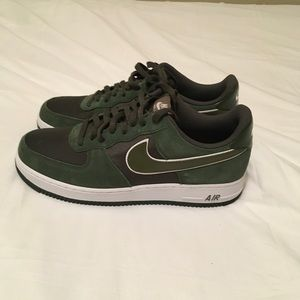 Nike Air Force 1 Low CARBON GREEN/WHITE 11.5